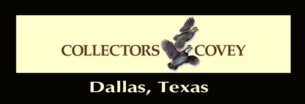 Collectors Covey Wildlife & Sporting Art - Dallas TX<br> Phone: (800) 521-2403<br> Website:www.CollectorsCovey.com<br> Email: gallery@collectorscovey.com - Savides Sculpture Stefan Savides Art Galleries Stefan Savides Sculpture for sale