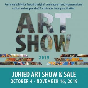 Favell Museum Art Show and Sale 2018 Favell Museum, Klamath Falls, Oregon September 14-October 27, 2018
